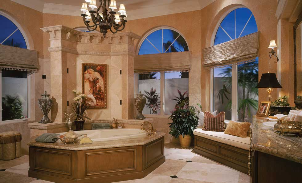 Jett company interior design for Luxury bathroom companies